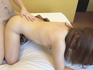Filipina girl gets creampie in her pussy